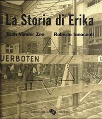 La storia di Erika copertina