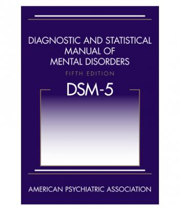 Immagine di copertina del libro Diagnostic and statistical manual of mental disorders