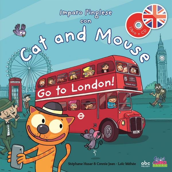 Go to London - copertina del libro