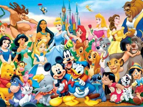 Ecco la classifica delle più belle canzoni dei cartoni animati