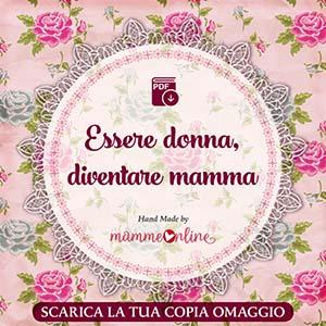 """Ebook """"essere donna, diventare mamma"""""""